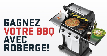 Concours Gagner un BBQ